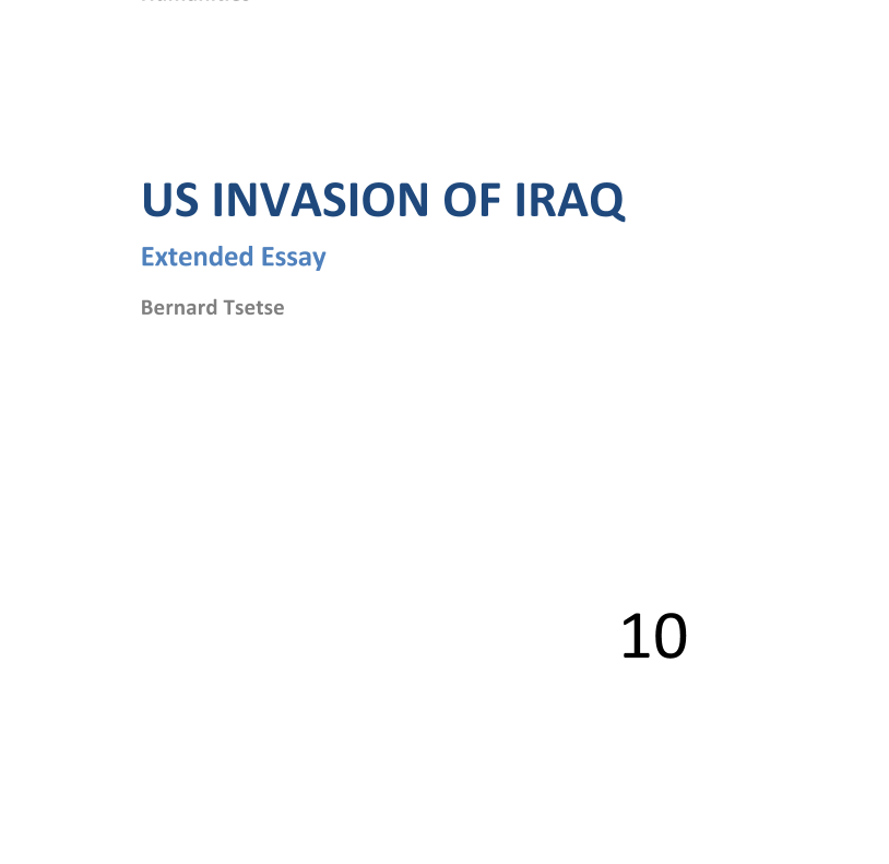 What is the level of public support for the president's Iraq policy?
