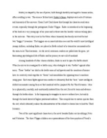enders game essay conclusion