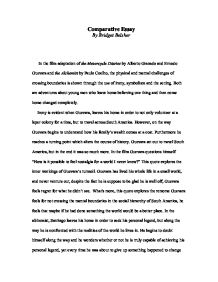 Essay On Dramatic Poesy Comparison Of The Motorcycle Diaries And The Alchemist Page  Zoom In Essay About World War 1 also Chaucer Essay Alchemist Essay Comparison Of The Motorcycle Diaries And The  Discursive Essay Writing