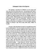 world lit thesis statement