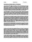 Rohinton mistry a fine balance essay