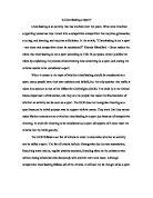 Pratt undergraduate admission essay