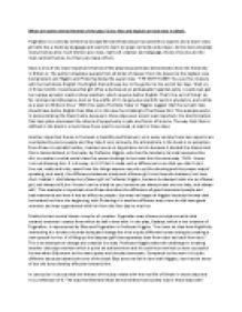 Giliomee thesis