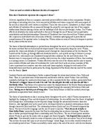 reader response to the awakening essay