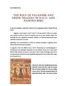essay written on tthe novel in cold blood