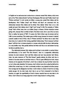 kite runner essay father son relationship How many words is a 500 word essay type i and type ii diabetes compare contrast essay documented essay plan continents et oceans evaluation essay article act of.