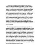 c essay excerpt lewis s writings