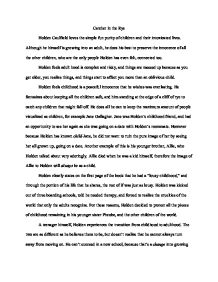 Catcher in the rye essays apa style essay paper my hobby essay in