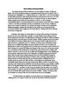An essay on oedipus