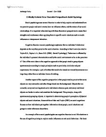 Buy social psychology essay