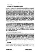 Analytical Essay Gilgamesh Foil