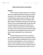 University Writing Center - Thesis Statements