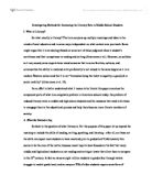 Innocence of childhood essay introductions