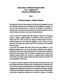 Bilingual education essay