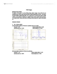the butterworth low pass filter design marketing essay Electronics tutorial about butterworth filter design and about designing high- order low pass butterworth filters with high roll-off rates.