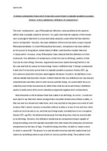 the omnipotent view of management essay Free essay: 2 chapter let's get real: meet the manager dana robbins-murray   we call this perspective the omnipotent view of management.