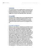Essays Examples English Democracy And Islam  Many Scholars Strongly Believe That There Is A Direct  Coalition  High School Persuasive Essay also Essay My Family English Discuss The Role Of The Prophet Muhammad Pbuh In Islam  Essay About Healthy Lifestyle