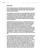 intolerance in society essay