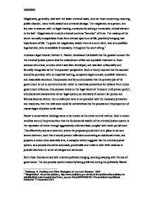 criminal law theft essay