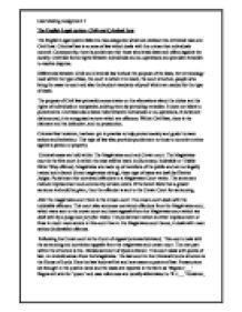 introduction english legal system essay