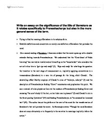 title of an essay title in essay statistics project custom essay  hd image of write an essay on the significance of the title of samskara as it