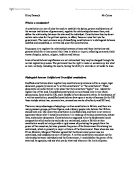 arguments for and against a codified constitution essay