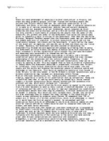 unwritten constitution uk essay