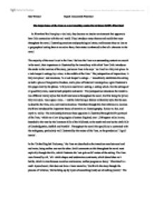 Essay On The Yellow Wallpaper The Importance Of The Fens As A Surrounding Context In Graham Swifts  Waterland Essay In English For Students also English Essay Writing Help Characteristics Of Neoclassicism In A Modest Proposal  University  English Essay Examples