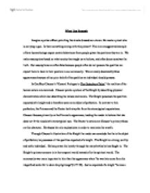 a literary analysis of the effects of geoffrey chaucers education on the canterbury tales