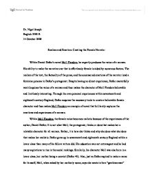 female narrator in daniel defoes novel moll flanders he page 1 zoom in