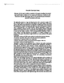 description of duchenne muscular dystrophy essay Muscular dystrophy term paper while the free essays can give you inspiration for writing, they cannot be used 'as is' because they will not meet your assignment's requirements if you are in a time crunch, then you need a custom written term paper on your subject (muscular dystrophy) here you can hire an independent writer/researcher to custom write you an authentic essay to your.
