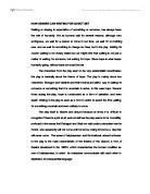 Essay on out out robert frost