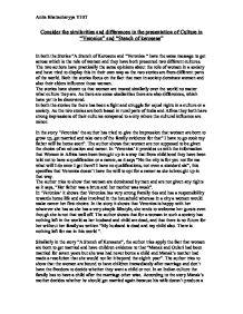 a stench of kerosene essay