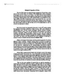 Biological perspective essays