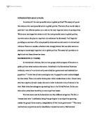 Help with World Politics Essay?