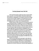 British culture essay