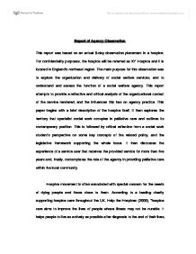 social work child observation essay