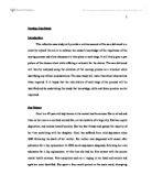 nursing case study - Example Of Critical Appraisal Essay