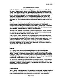 introduction to nursing essay Introduction in this essay, leadership will be defined and analysed a detailed leader profile from my workplace will be developed and described using leadership is one of the most essential criteria of the nurse manager mrs zahra is a nursing officer who has been working since 1996 in charge of a department in.