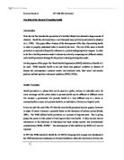 William Blake Essay  Dolls House Essay also How I Spent My Summer Vacation Essay For Kids A Critique Of A Current Health Promotion Leaflet Level   Heart Of Darkness Critical Essay