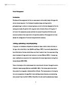 mental health case study assignment