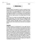 Thesis on leadership Leadership Research Paper Outline White papers ...