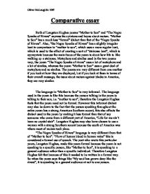 analysis of dombey and son english literature essay Browse literature english literature imperialism and the mark kipperman), dombey and son (jeff but less successful essay on the.