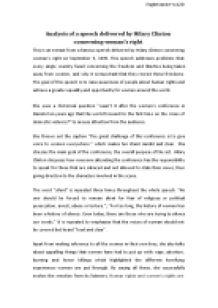 audience analysis essay