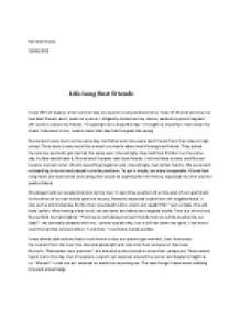 good college admission essays