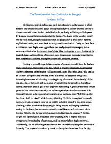 civilization and savagery essay Lord of the flies savagery essay  essays civilization vs savagery essay custom savagery in lord of civilization vs savagery essays lord that can be used.