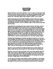 racism essays   racism essay sample racism in america   academic  racism essays