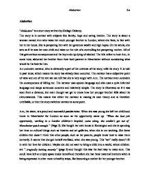 Published short story essays
